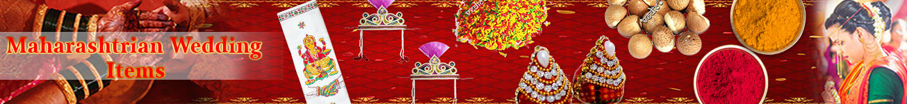 Maharashtrian Wedding Items