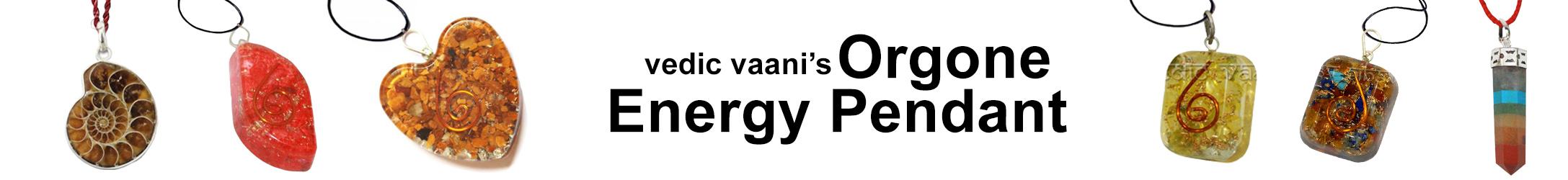 Orgone Energy Pendant