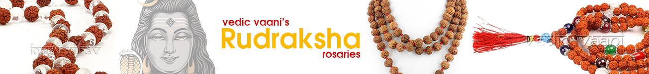 Rudraksha Rosaries