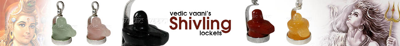 Shivling Lockets