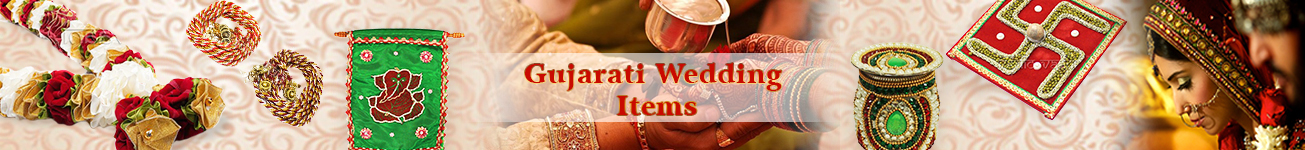 Gujarati Wedding Items