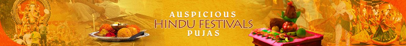 Auspicious Hindu Festivals Puja