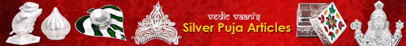 Silver Puja Articles