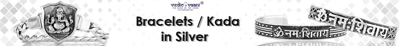 Bracelets / Kada in Silver