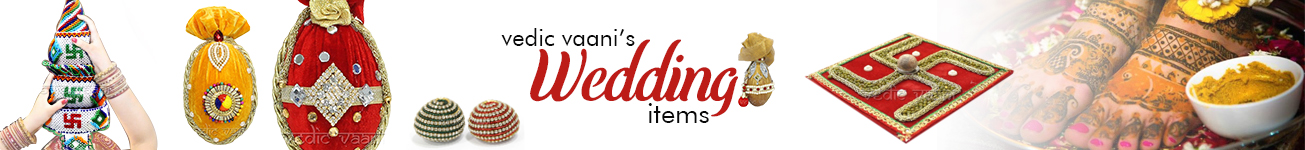 Indian Wedding Items