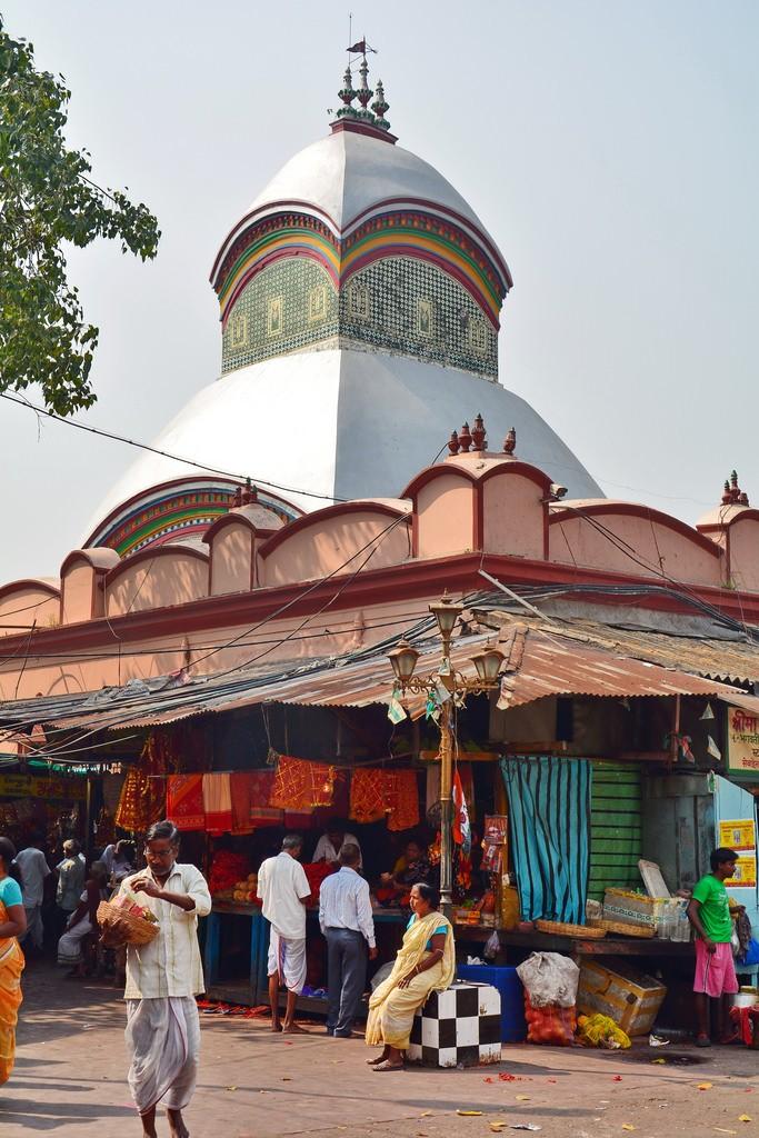 Kalighat Kali Temple Blog