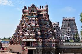 Sri Ranganathaswamy Temple Srirangam - Blog