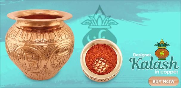 Kalash for Puja