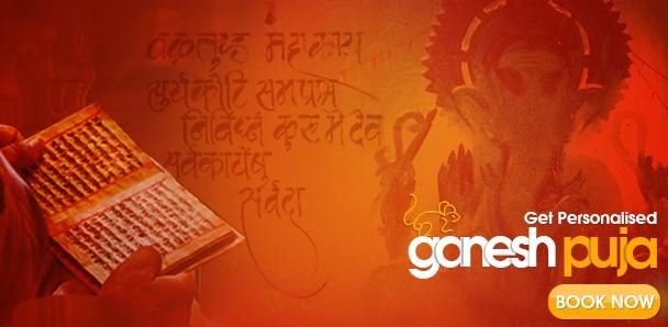 Ganesh Puja Service Provider