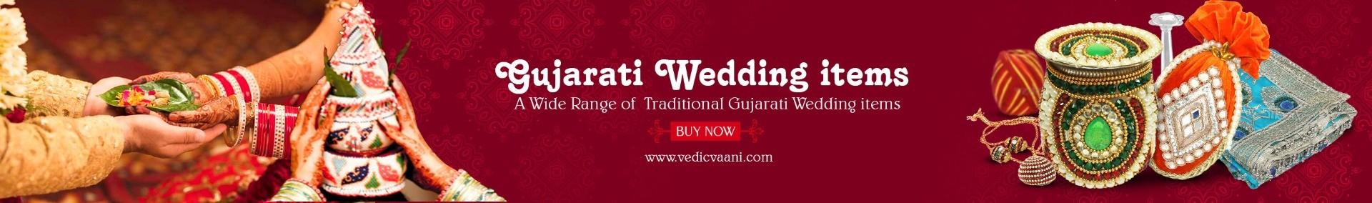 Gujarati Wedding Items
