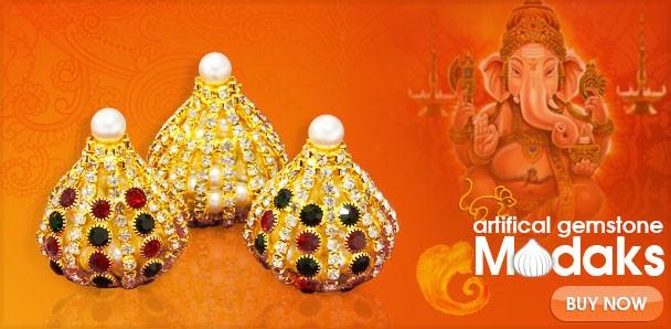 Modak for Ganesh Puja
