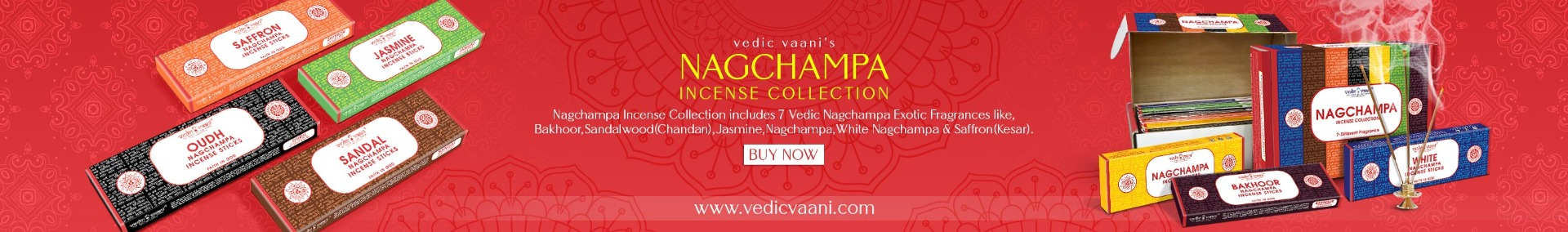 Nagchampa Incense Sticks